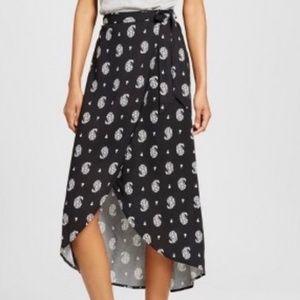Xhilaration | Midi Wrap Skirt
